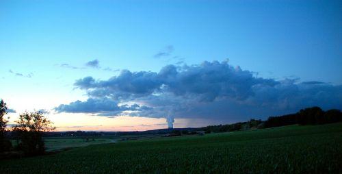 power plant nuclear power plant nuclear power