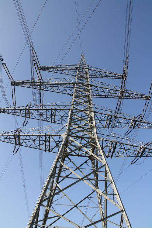 power poles current mast