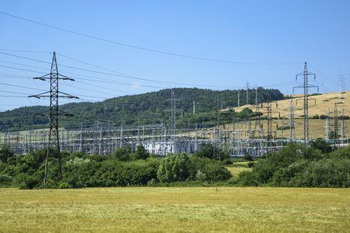 power station master power transformatorownia