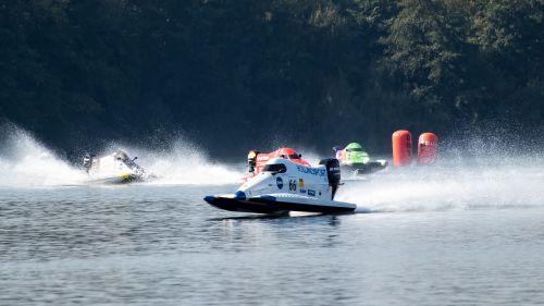 powerboat motorboat race race