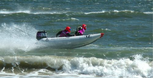 Powerboat Racing Event