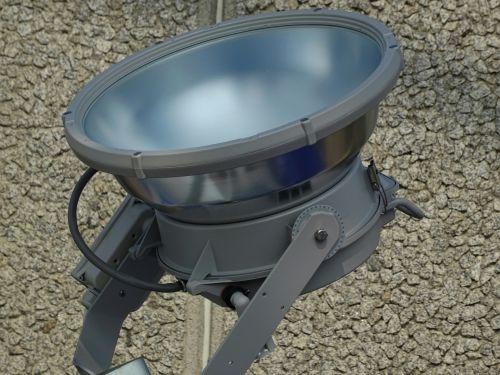 žibintai, šviesa, prožektorius, prožektoriai, prožektorius, prožektoriai, apšvietimas, lempa, lempos, montavimas, jungiamosios detalės, galingas prožektorius