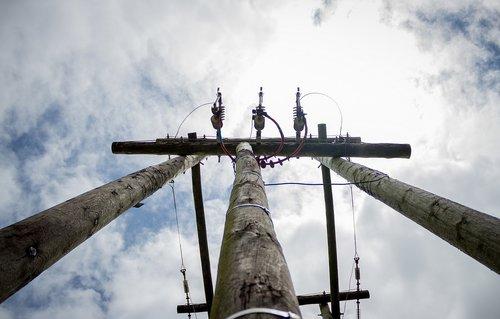 powerline  electricity  pylon