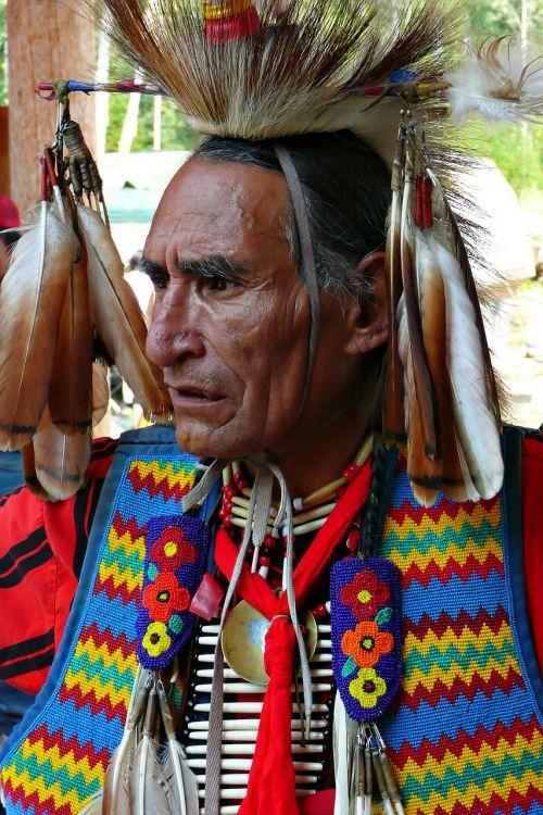 powwow native shushwap