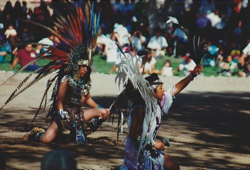 powwow native american dance