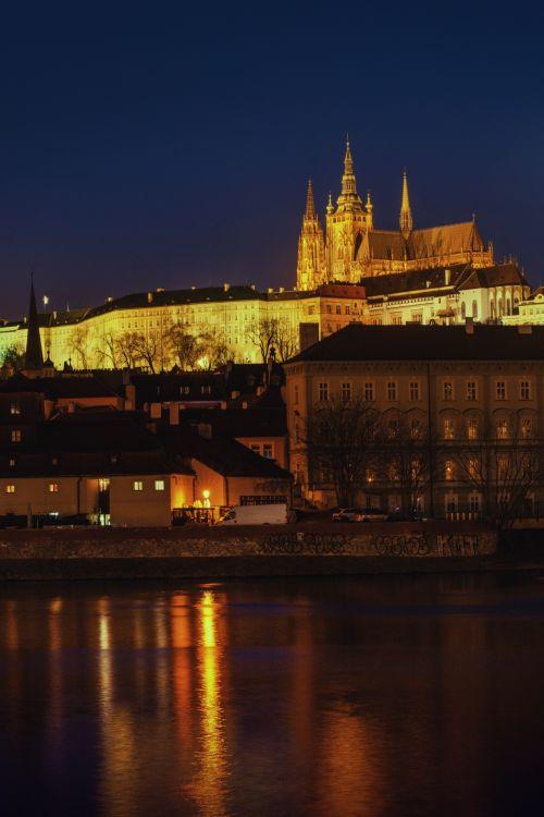 Prague, Czech Republic - Prague Castle