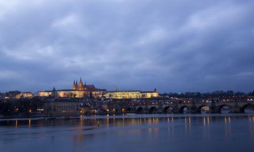 prague czech republic prague castle