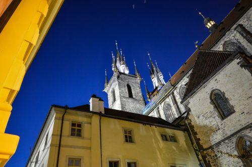 prague castle czech