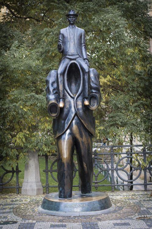 prague monument czech republic