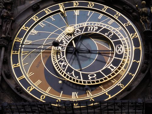 prague clock astronomical clock