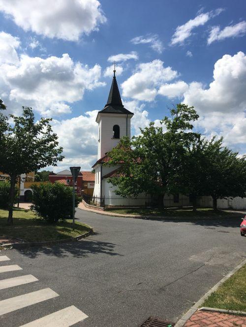 prague beet church