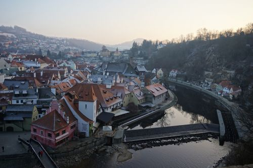 prague travel landscape