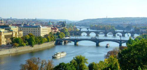 prague moldova bridges