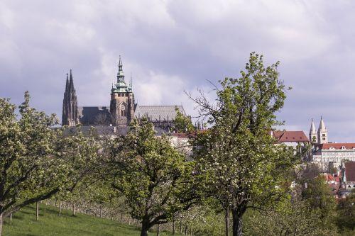 prague czech republic historically