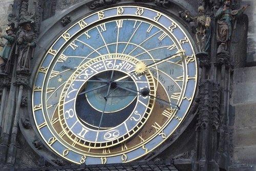 prague  clock  astronomical