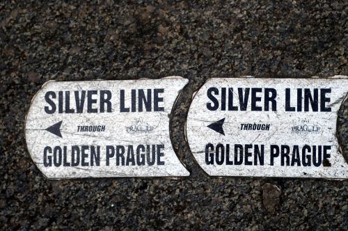 prague brand pavement