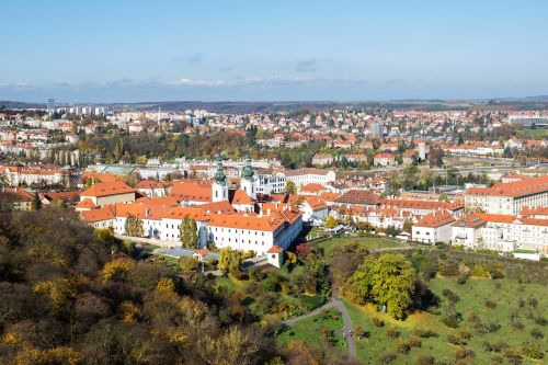 prague city europe