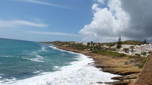 Praja Da Luz Beach