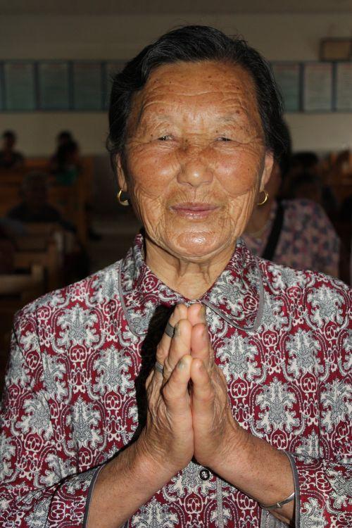 prayer chinese mission