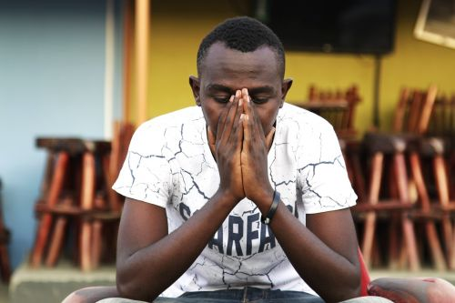 prayer africa people of uganda