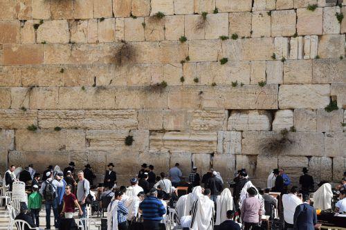 prayer wailing wall jews