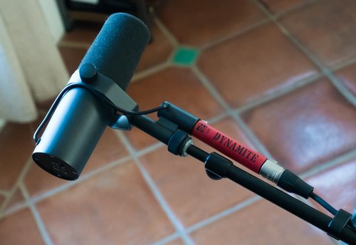 pre-amp  dynamite  dm1