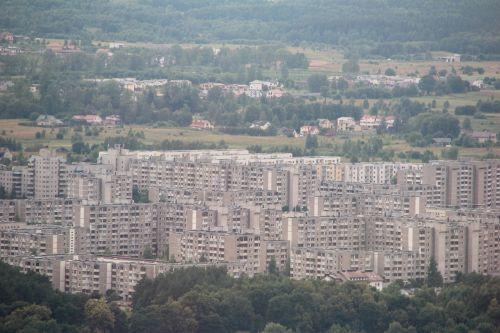 prefabricated buildings vilnius lithuania