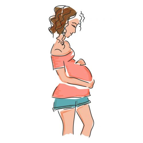 pregnancy mom expectant mother