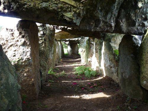prehistoric tomb ancient