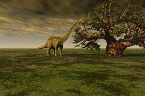 prehistoric history extinct