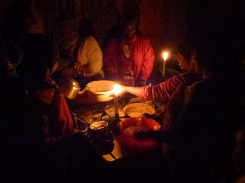 Preparing A Lobola Feast