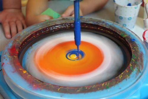 preschool art child