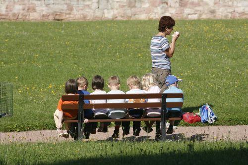 preschool children issued
