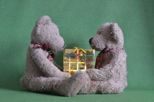 present sharing gift