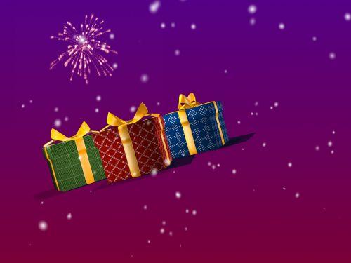 present box gift