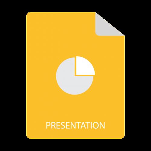 presentation file miniature