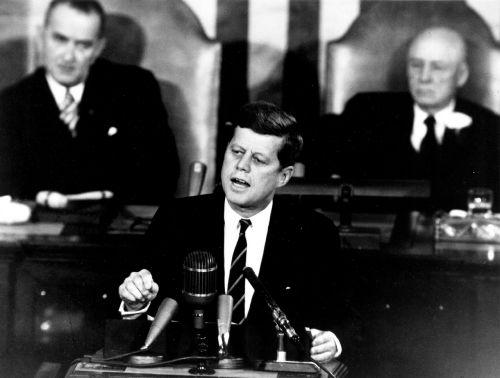 president john f kennedy american president