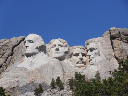 presidents south dakota landmark