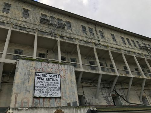 presidio alcatraz island