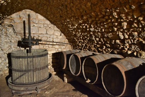 press cave barrel