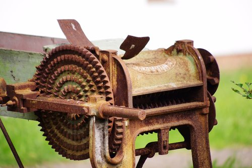 press  mill  rust