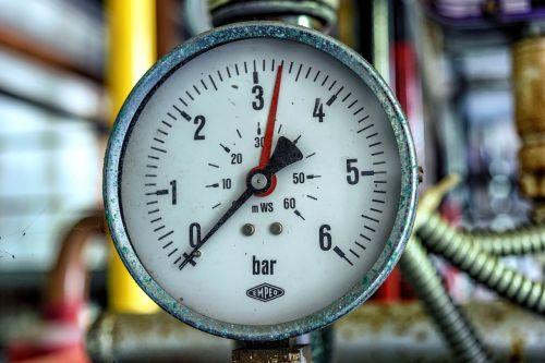 pressure pressure gauge measure