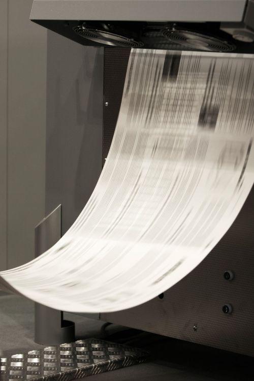 pressure printing print