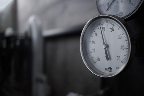 pressure measurement measuring needle