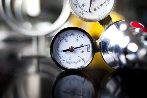 pressure gauge oxygen industry