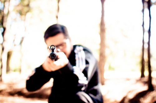 pressure gun carbine rifle