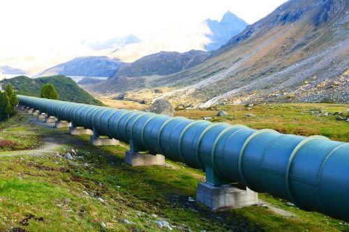 pressure water line pipeline tube