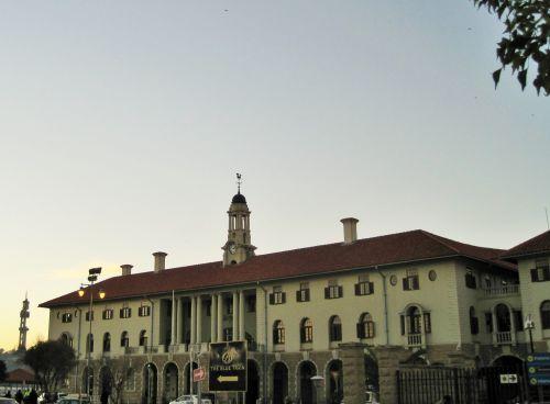 Pretoria Station Building