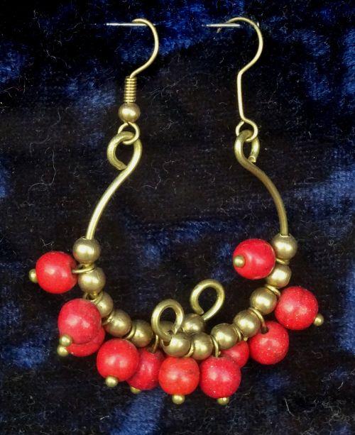 Pretty Rustic Earrings