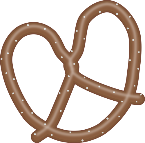 pretzel food carbohydrate
